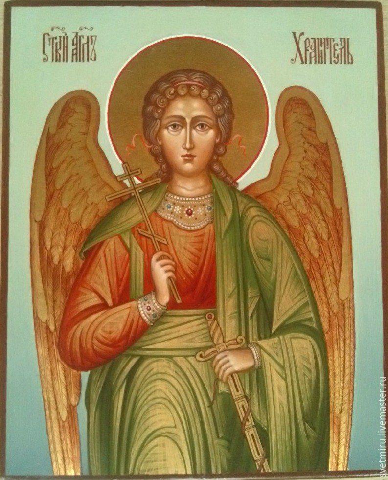 Икона Ангела Хранителя: значение, как выбрать, в чем помогает и как молиться