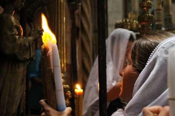Для чего нужны иерусалимские свечи