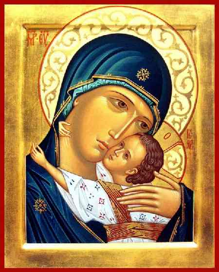 Икона милующая значение в чем помогает и молитва