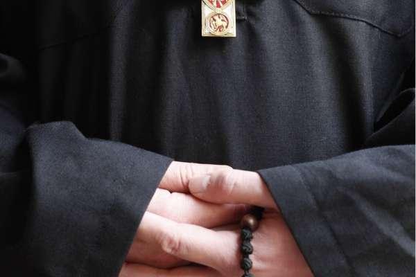 Короткая молитва с четками