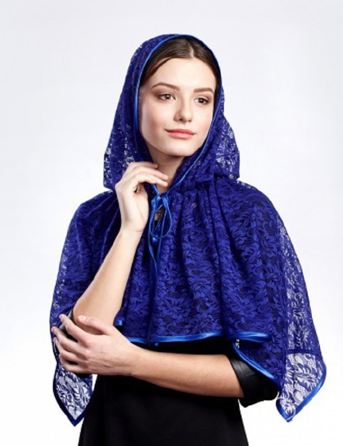 почему женщины носят платок в церкви