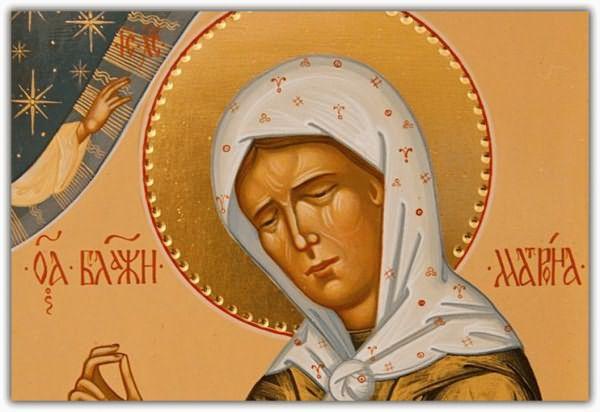 Молитва матроне московской о зачатии