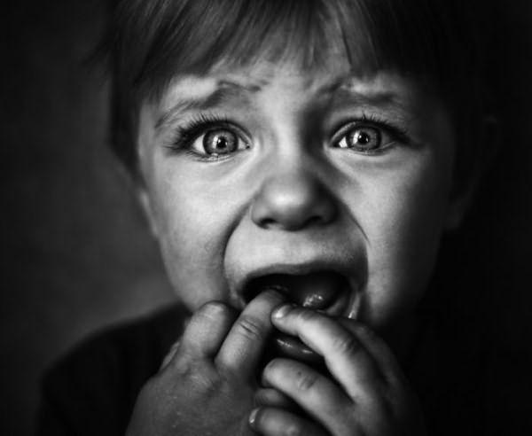 Православная молитва от испуга ребенка