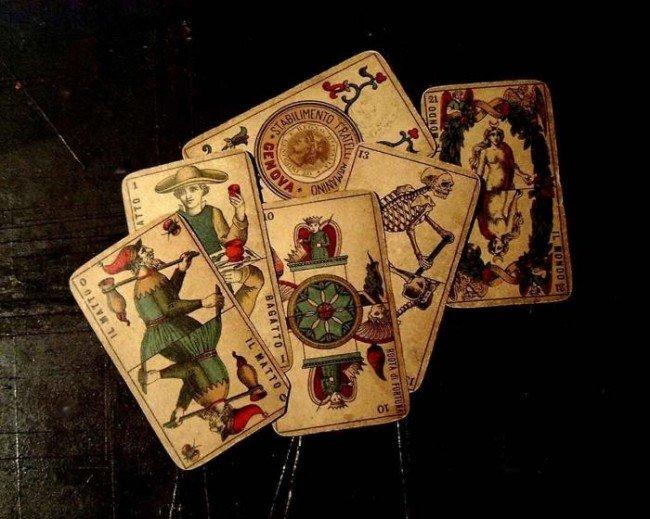 грех играть в карты
