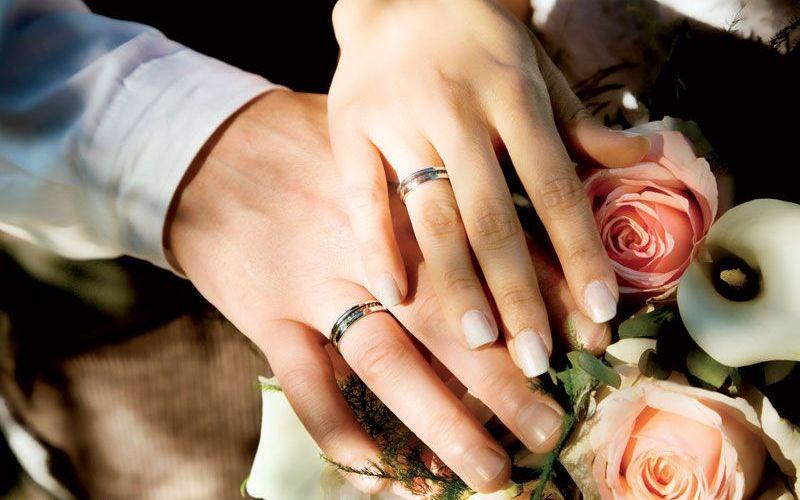 После свадьбы православные супруги  на каком пальце носят кольца 721a9abc7a0