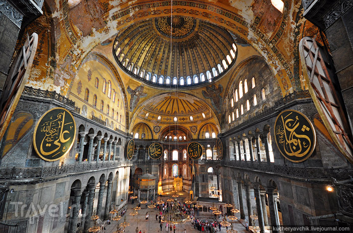 От православного собора до мечети и музея: 12 малоизвестных фактов о Соборе Святой Софии